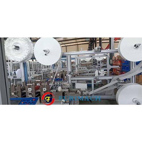 KN95 mask sheet making machineKN95口罩打片机